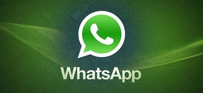 Update WhatsApp Details