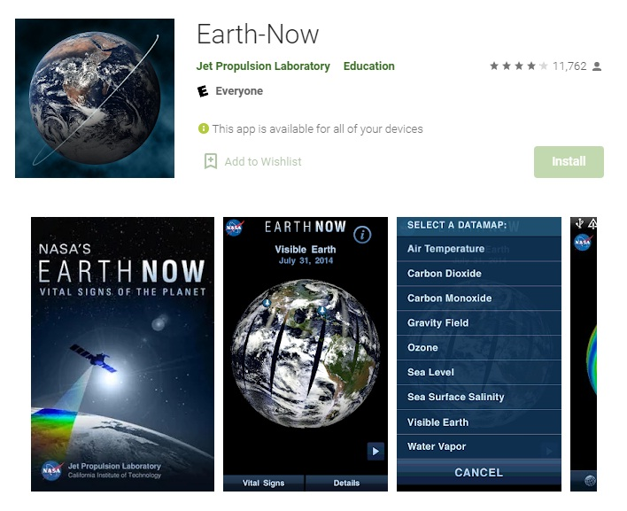 Earth-Now